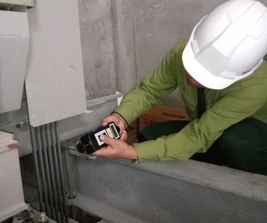 Kiểm định thang máy viện TW 108